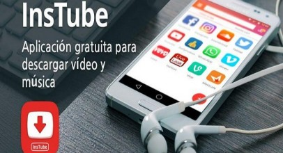 InsTube para descargar vídeos de YouTube y Facebook