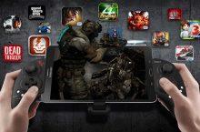 Ipega 9023, un gamepad ajustable con BT para móviles y tablets