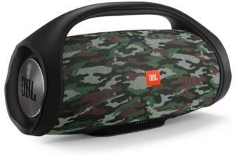 JBL Boombox, el mejor altavoz Bluetooth para graves