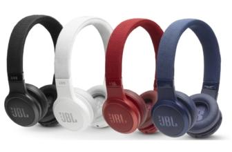JBL LIVE 400BT, auriculares inalámbricos con un extra en calidad
