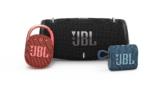 Se anuncian los nuevos altavoces JBL Xtreme 3, Go 3 y Clip 4