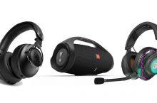 JBL presenta una nueva gama de auriculares y altavoces en el CES 2020