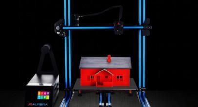 JGAURORA A5X, la impresora 3D grande que estabas buscando