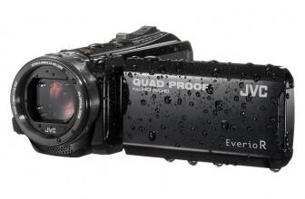 JVC GZ-R401BEU, una cámara de grabación de alta resistencia