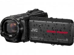 JVC GZ-R430BEU, videocámara resistente y con gran autonomía