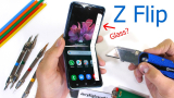 JerryRigEverythingpone a prueba al Galaxy ZFlip, la pantalla no parece vidrio