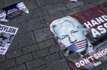 JulianAssange, el padre de WikiLeaks, es detenido en Londres