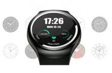 K9 smartwatch, barómetro y heart rate en tu reloj