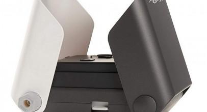 Kiipix, una impresora fotográfica portátil para smartphones