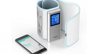Koogeek BP2, tensiómetro de brazo para iOS y Android