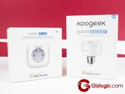 Koogeek P1EU y Koogeek SK1, para Apple HomeKit y Siri