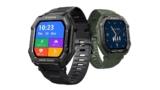 Kospet Rock, un reloj inteligente con resistencia adicional