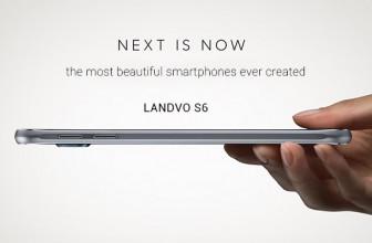 Landvo S6, el clon de Samsung