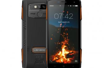 LEAGOO XRover, el nuevo teléfono resistente de la marca