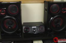 LG CJ98, revienta tus tímpanos con sus 3.500 W de potencia