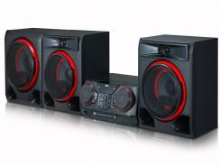 LG CK57, una potente microcadena para aumentar el sonido de la fiesta