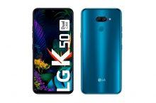 LG K5, el móvil para selfies ya está disponible en las tiendas