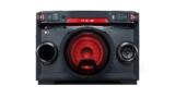 LG OK45, una potente minicadena con funciones de Karaoke y DJ