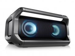 LG PK5, un pequeño altavoz Bluetooth con 15 horas de autonomía