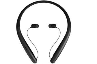 LG Tone HBS-SL6SB: auriculares con banda al cuello, ¿para qué sirven?