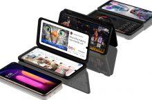 LG V60ThinQ, un buque insignia con Snapdragon 865, 5G y pantalla dual