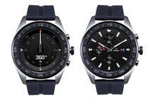 LG Watch W7, se presenta un reloj inteligente híbrido