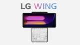 LG Wing: así es el smartphone de LG con pantalla giratoria