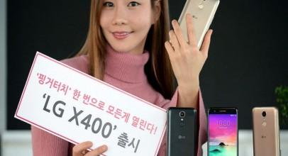 LG X400, un smartphone modesto muy bien conectado que ya es oficial