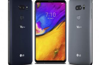 LG V35 ThinQ: características oficiales del actual tope de gama de LG