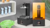 LONGER Orange 30, impresora 3D de resina asequible y que no defrauda