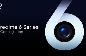 La serie Realme 6 llegará a España muy pronto