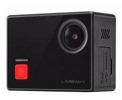Liveman C1, LeEco tiene su primera cámara deportiva