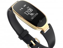 LEMFO S3, una elegante pulsera inteligente para mujeres