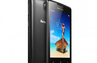 Lenovo A1000, el smartphone barato de Lenovo