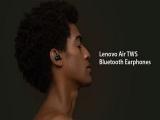#MWC19: Lenovo Air TWS, unos auriculares que marcan la diferencia