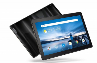 Lenovo TAB P10, una tablet familiar de primera calidad