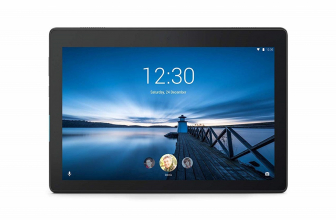 Lenovo Tab E10, una tablet familiar con Android Go