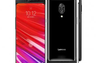 Lenovo Z5 Pro,un gama mediacon pantalla deslizante y 4 cámaras