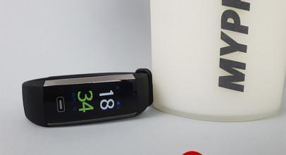 Leotec Color Health, probamos esta pulsera IP67 con tensiómetro