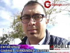 #MWC17: Entrevista a Gabriel Fernández, responsable de comunicación de Leotec