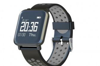 Leotec Helse, un smartwatch con pulsómetro dinámico 24 horas