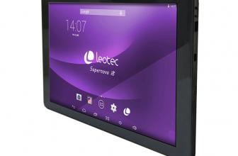 Leotec Supernova i8, una tablet accesible para todos