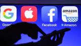 Ley antimonopolio podría sancionar a Facebook, Google, Apple y Amazon