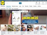 Lidl abre su primera tienda online en España
