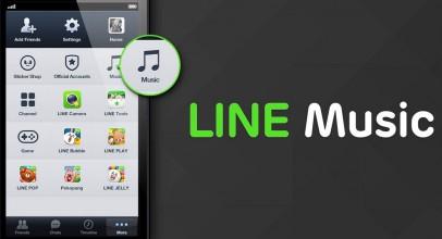 Line Music música en streaming solo para Japón
