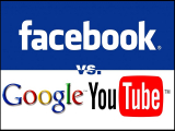 Más de 100 periodistas europeos contra Google, Facebook y Youtube