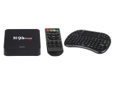 Los mejores TV Box con teclado y touchpad: Backlit, Docooler, X96, V88…