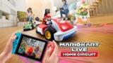 Monta en el coche de Mario Kart Live: Home Circuit por 110 euros