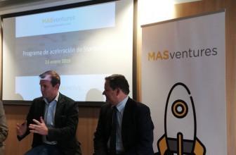 MASventures, el acelerador de startups del GrupoMASMOVIL