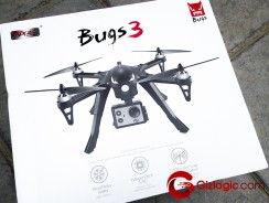 MJX Bugs 3, probamos este dron para GoPro y SJCAM